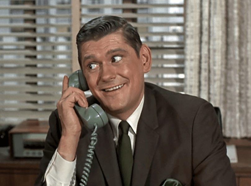 1992 : Dick York Dies, Actor