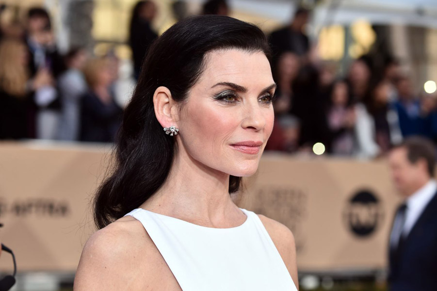 Here's what has Julianna Margulies been up to recently
