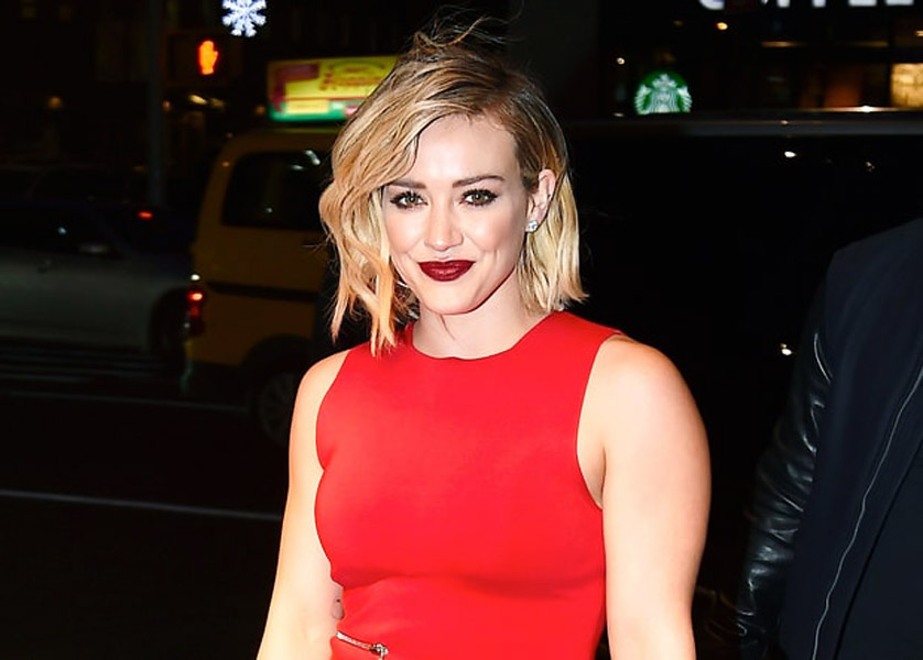 What's new with Hilary Duff?
