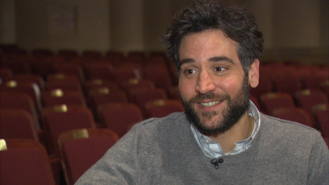 Here's what's new with actor Josh Radnor