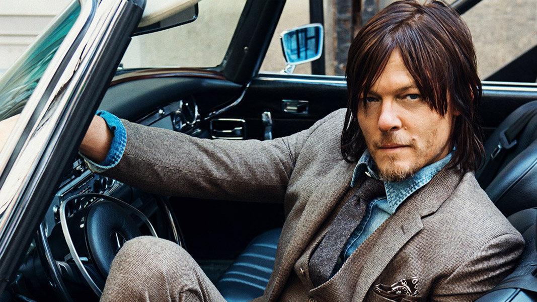 Here's what Norman Reedus has been up to