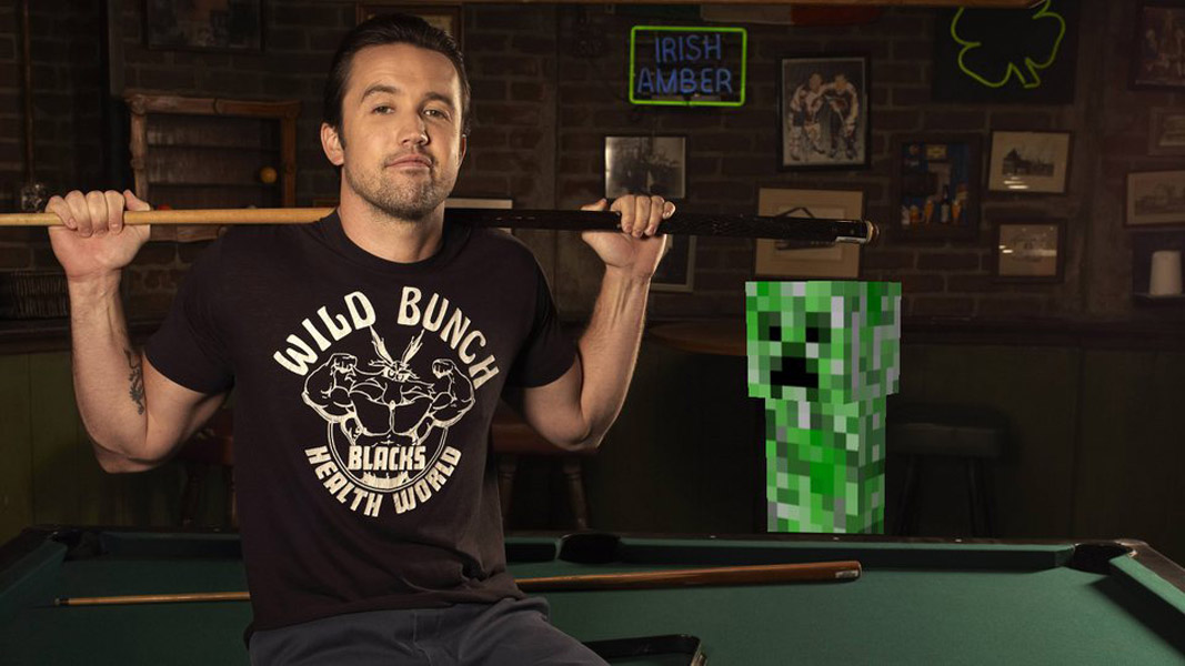 What's new with Rob McElhenney?