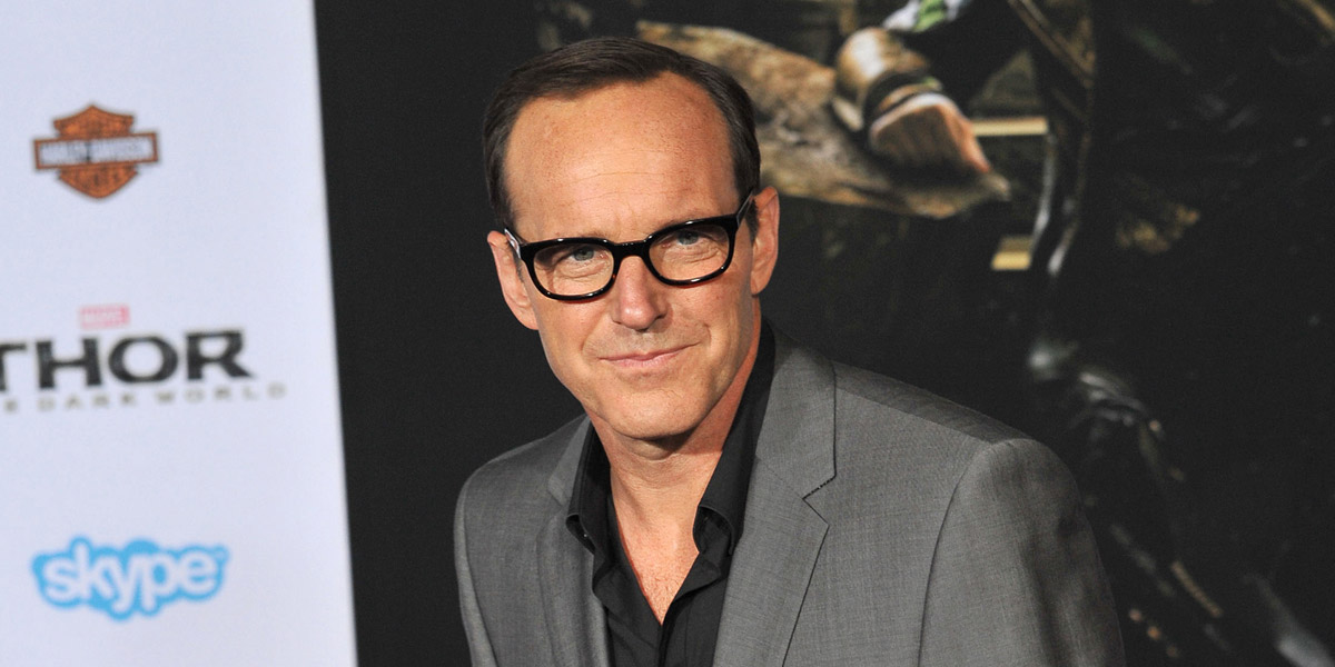 Here's what Clark Gregg has been up to