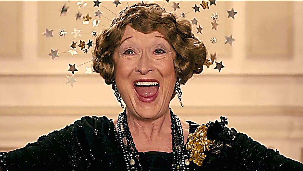 Florence Foster Jenkins (Aug. 12)