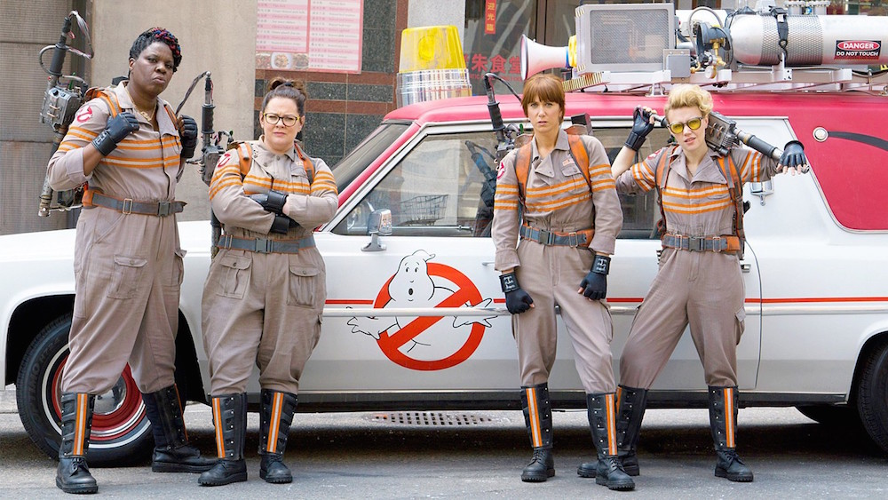 Ghostbusters (July 15)