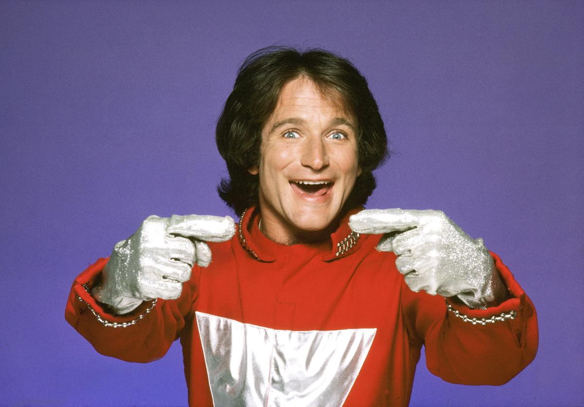 Marshall Created Mork As A Favor To His Son