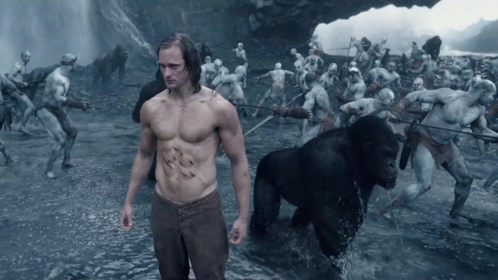 The Legend of Tarzan (July 1)
