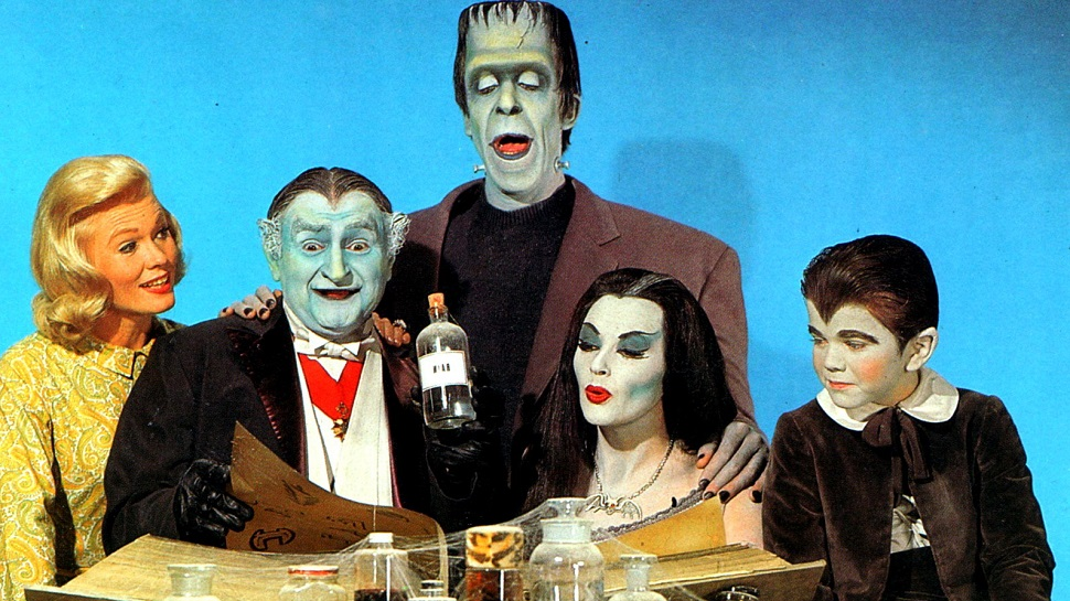 don t be scared they re munsters not monsters