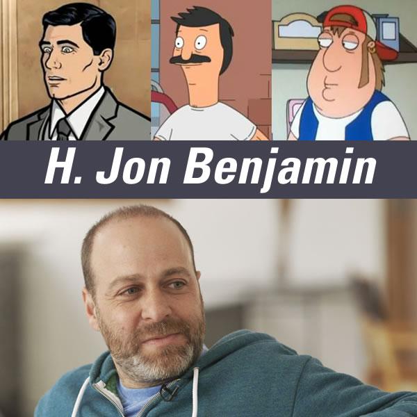 H Jon Benjamin  Wikipedia