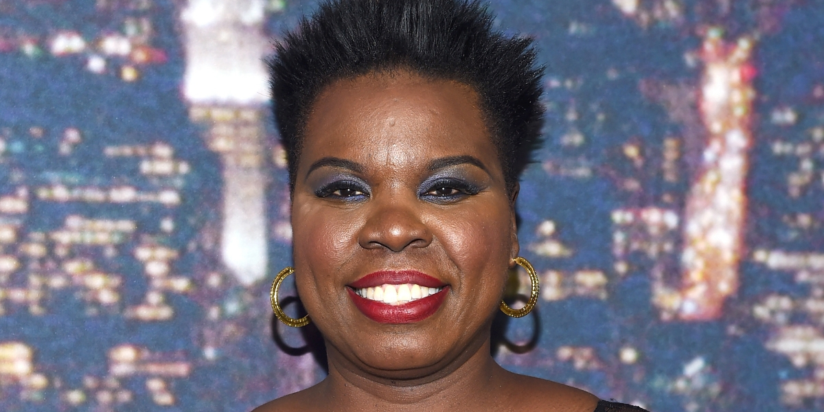 """I use to wonder why some celebs don't have Twitter accounts, now I know."" – Leslie Jones"