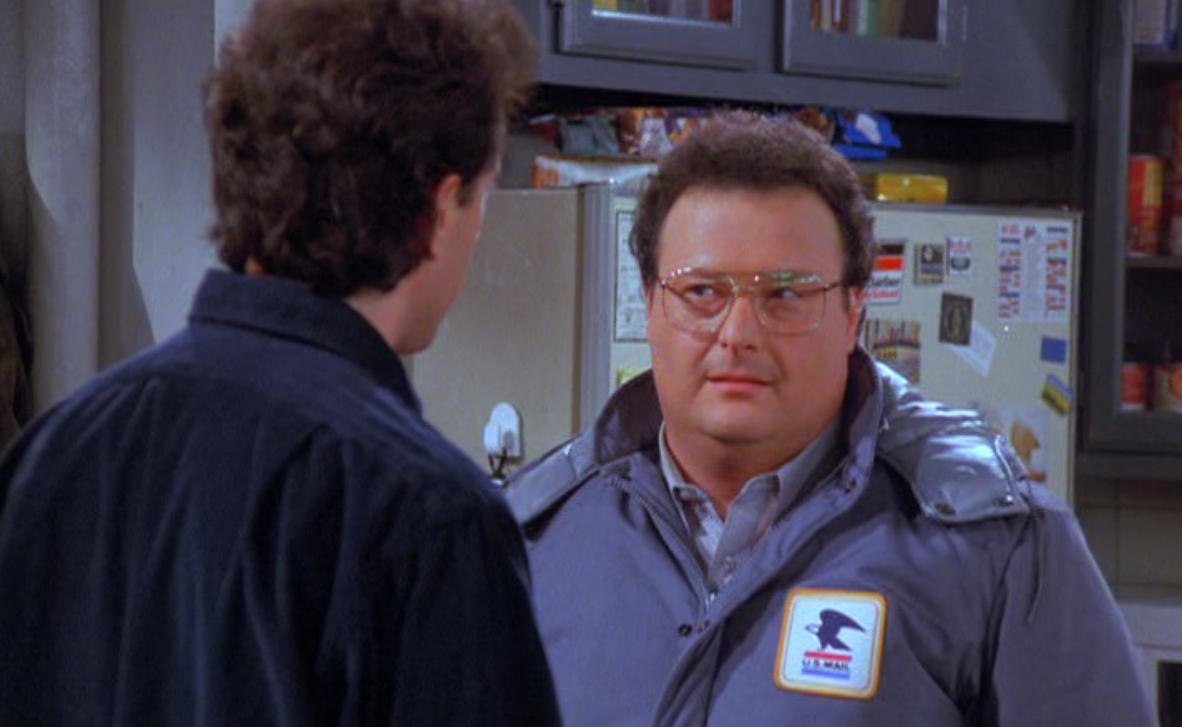 Jerry Says 'Hello Newman' This Number Of Times