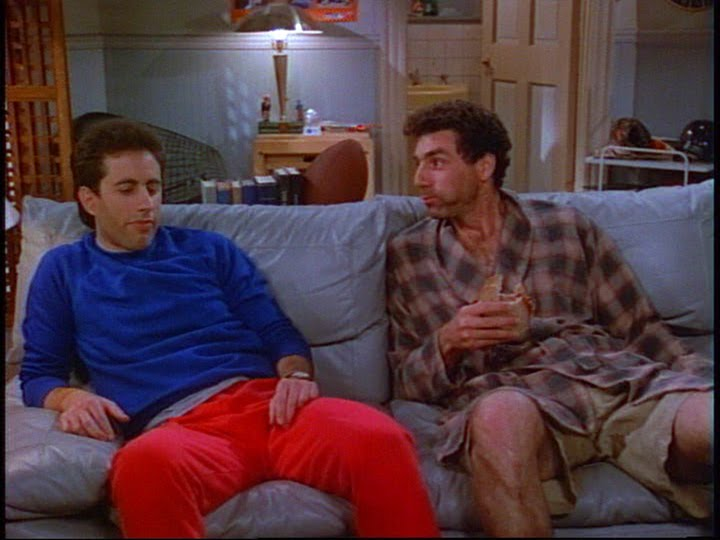Kramer's Wardrobe Wasn't Meant To Make Him Look Like A Retro Clothing Lover