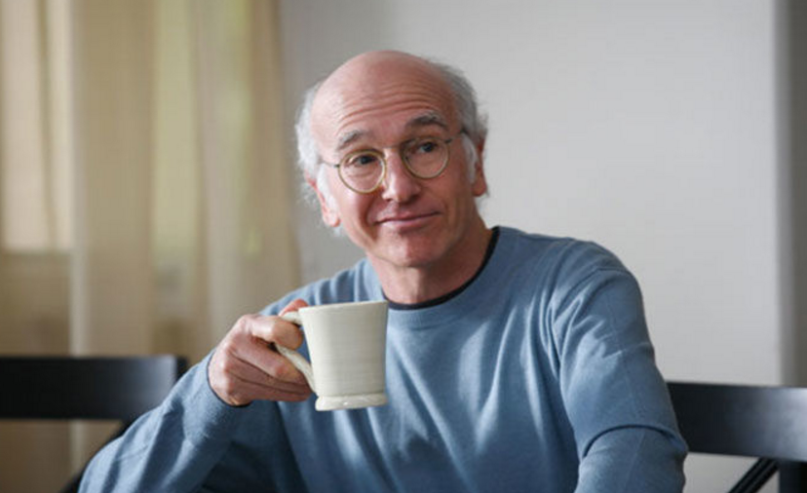 Larry David Has A Strict Policy For 'No Hugging, No Learning'