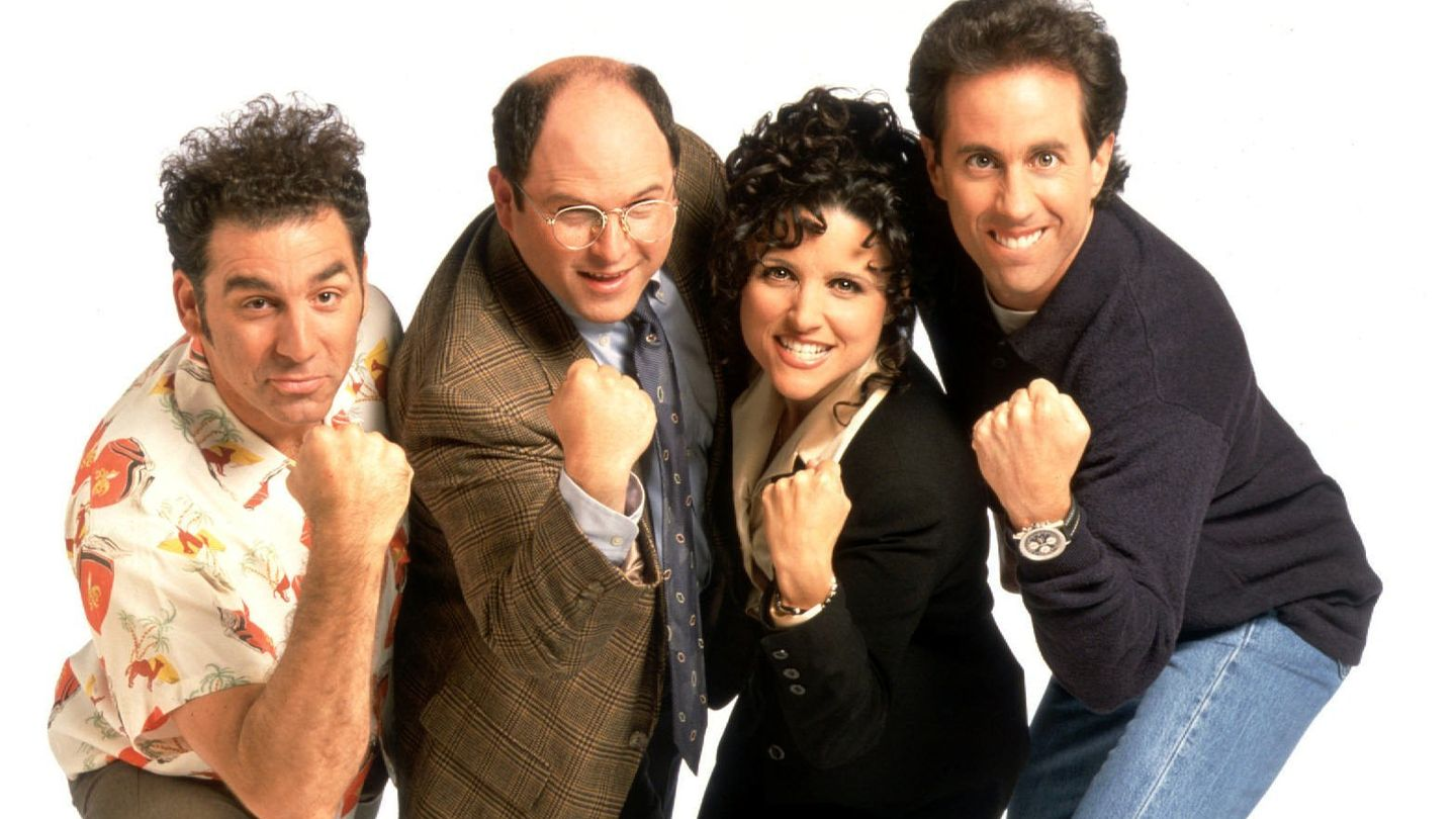 MTV Did Something Brilliant During The 'Seinfeld' Finale