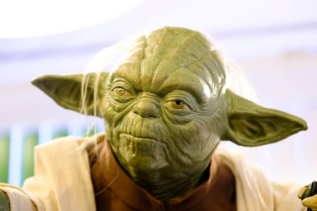 Star Wars Exhibition in Madrid