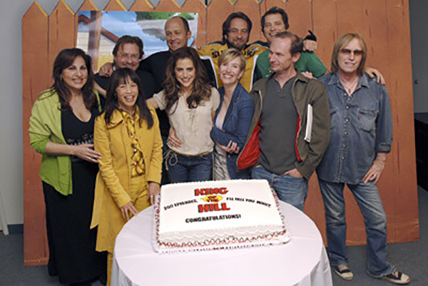 king-of-the-hill-cast-cake