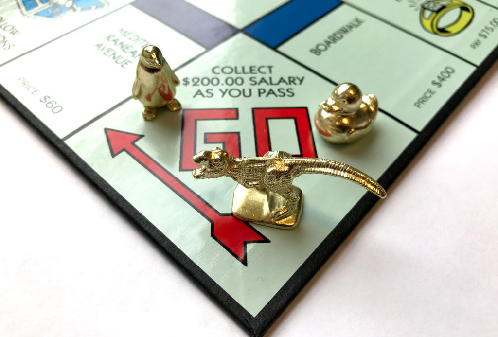 Can't Play Monopoly