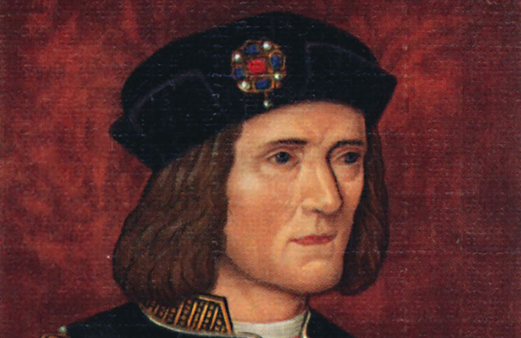 Richard III's Body