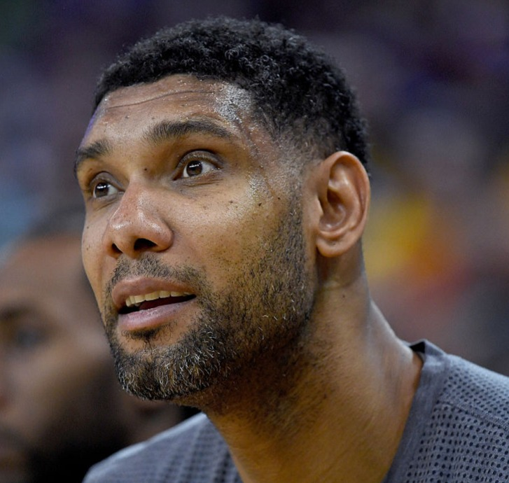 tim duncan retired nba career mma auto body shop