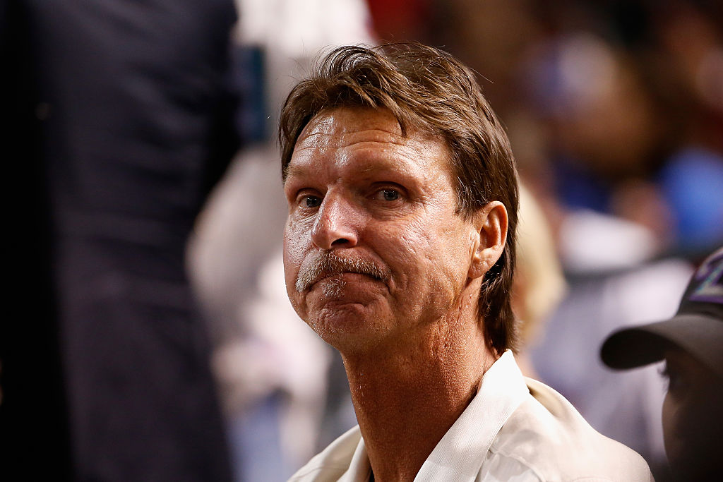 randy johnson career after baseball photographer