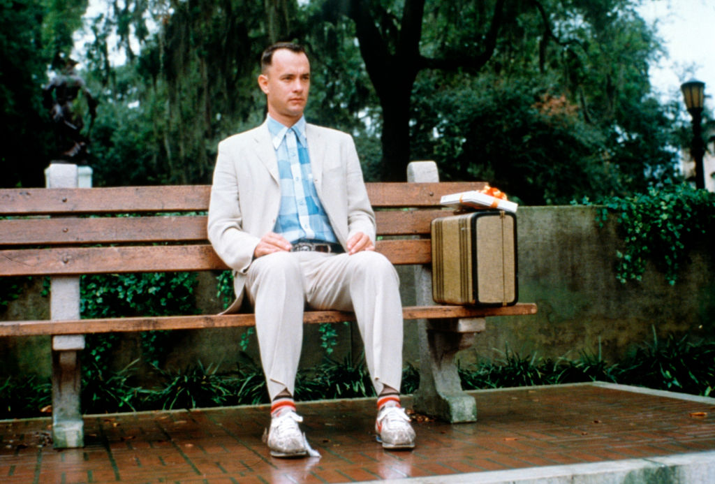 forrest gump oscar upset1995 pulp fiction shawshank redemption