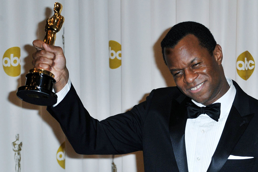 geoffrey fletcher oscar upset 2010 precious up in the air