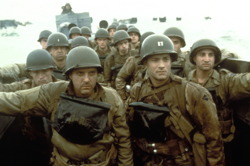 saving private ryan oscar upset 1999 shakespeare in love