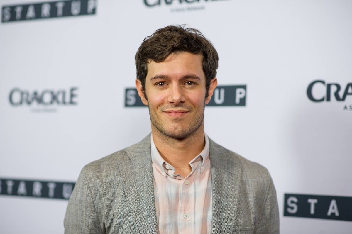 Adam Brody at an event