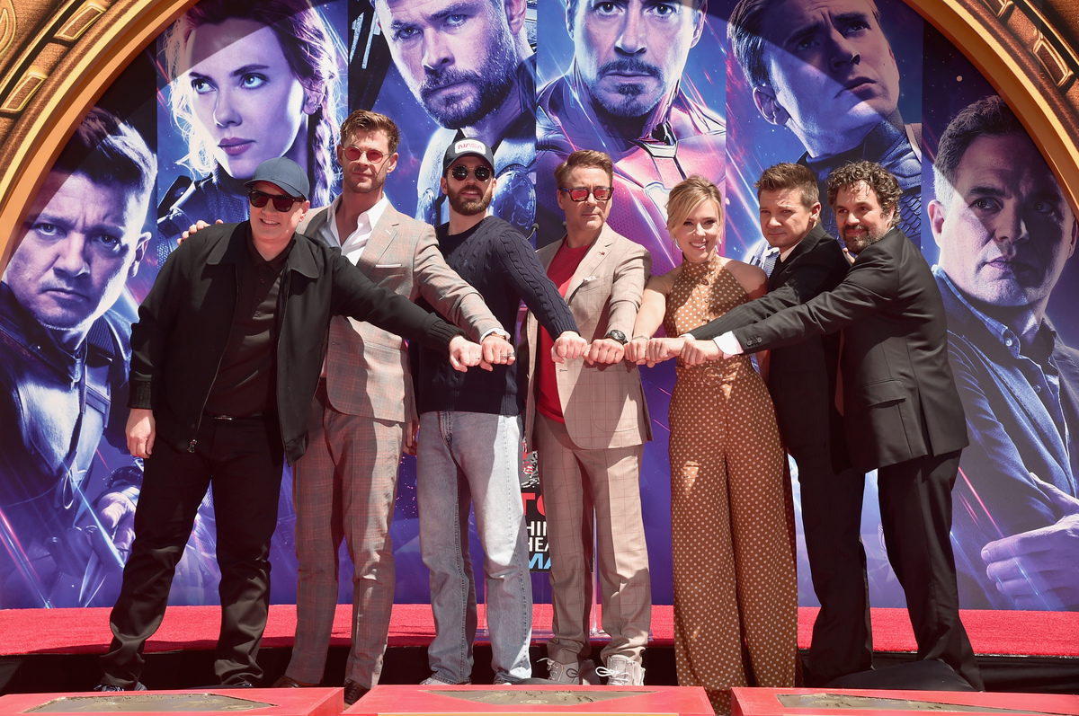 avengers endgame opening weekend