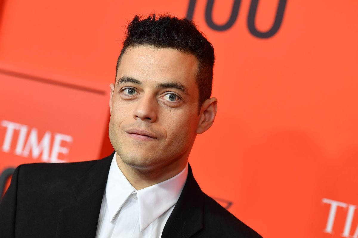 rami malek to star in james bond