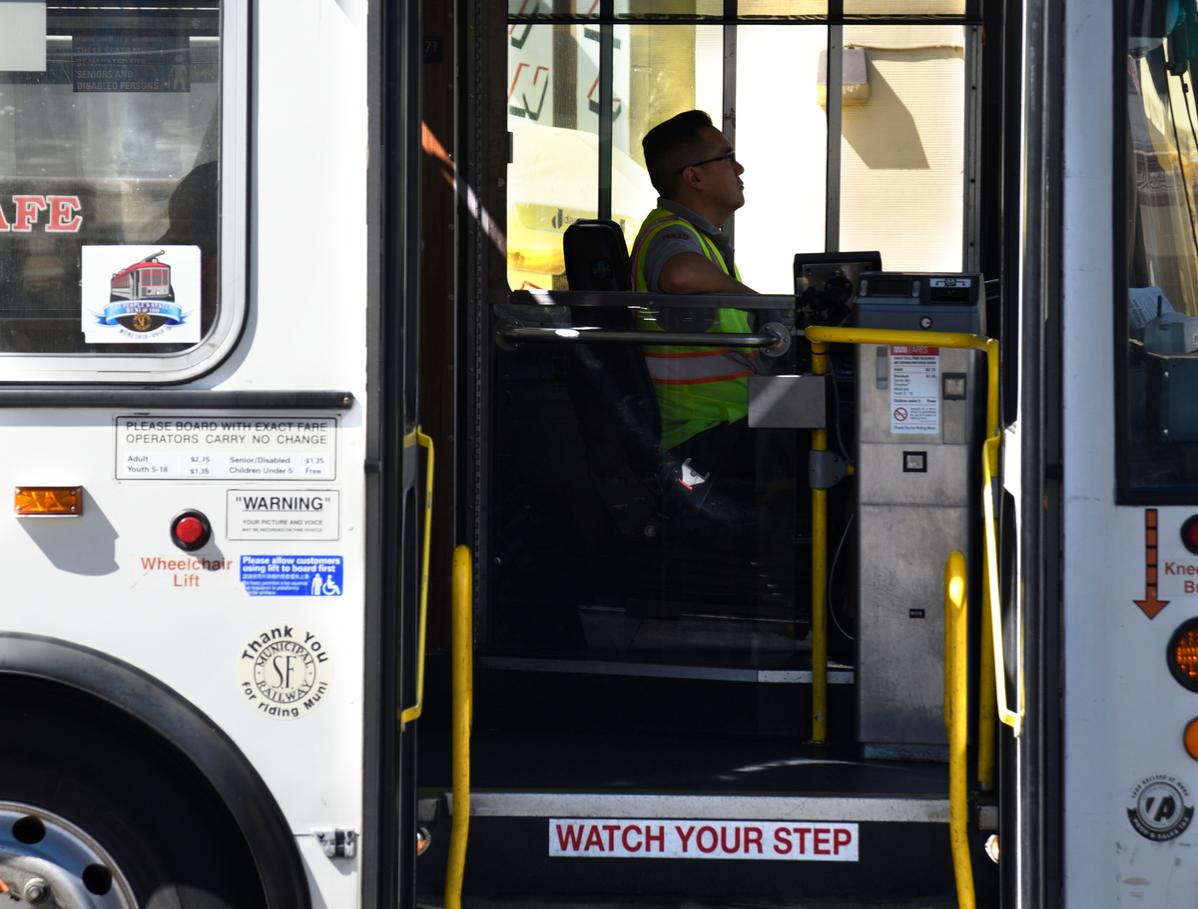 bus driver saves child from kidnapper milpitas