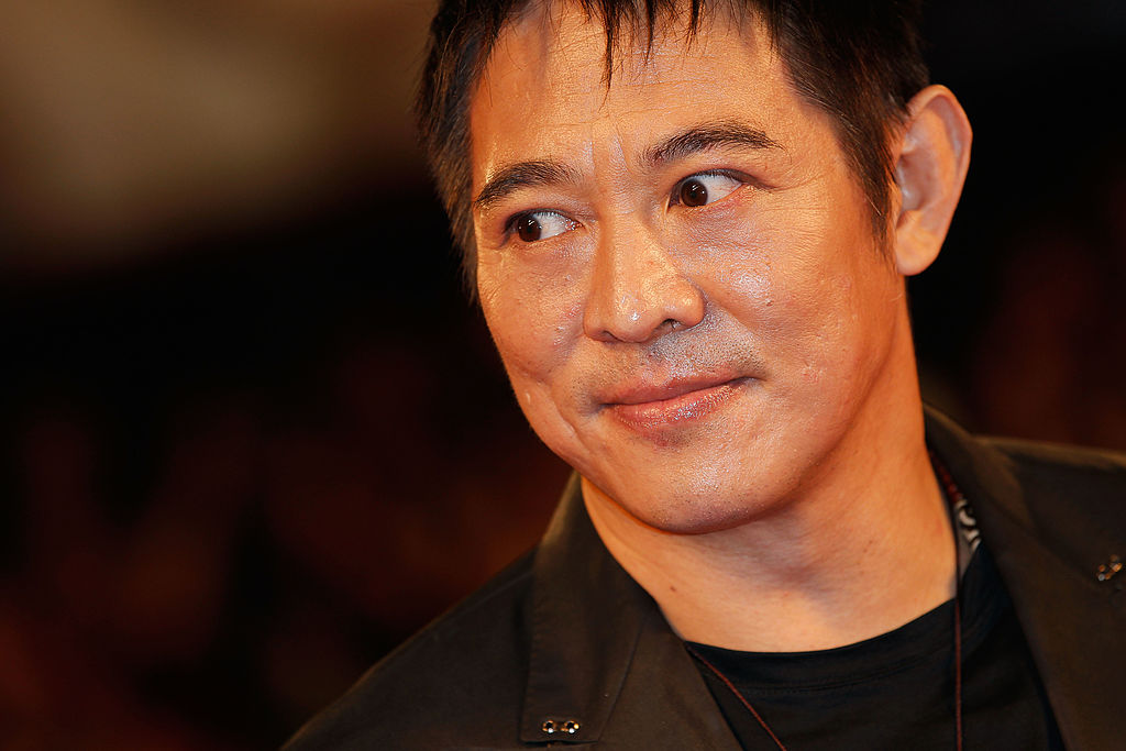 Jet Li was going to be in the Matrix