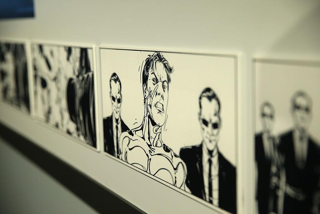 comic matrix