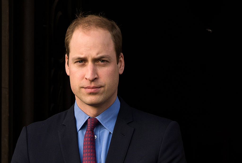 Prince William used to be a daredevil in his younger days