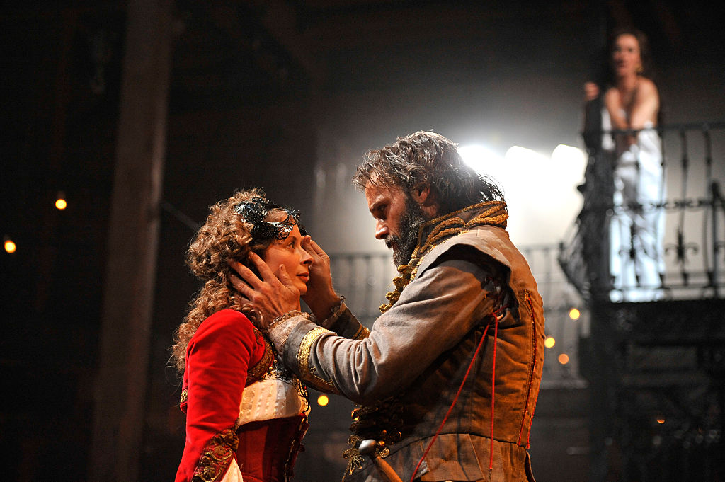 john krasinski royal shakespeare company