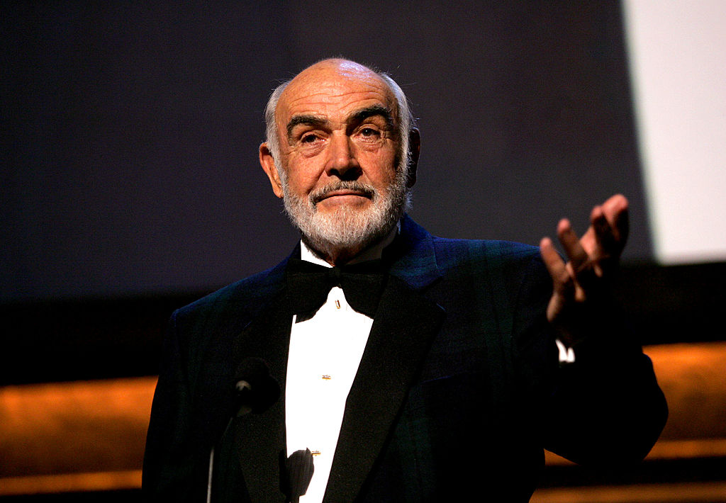 Sean Connery could have been in the matrix but didn't understand