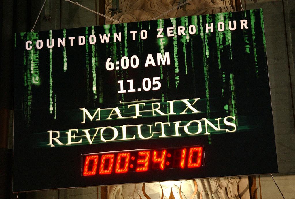 countdown revolutions