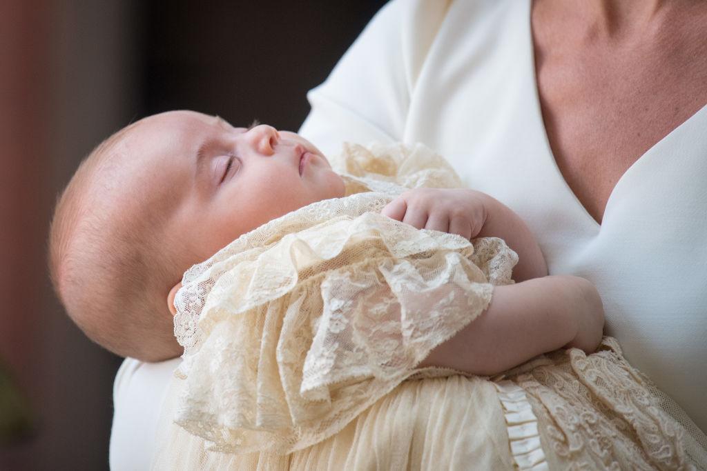 archbishop baptism royal
