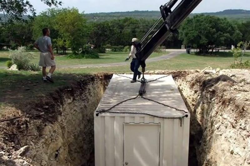 dig a hole 7