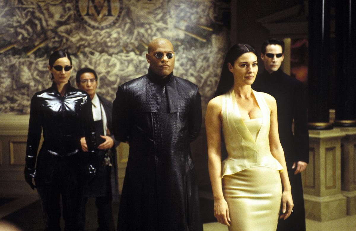 the-matrix-reloaded explain