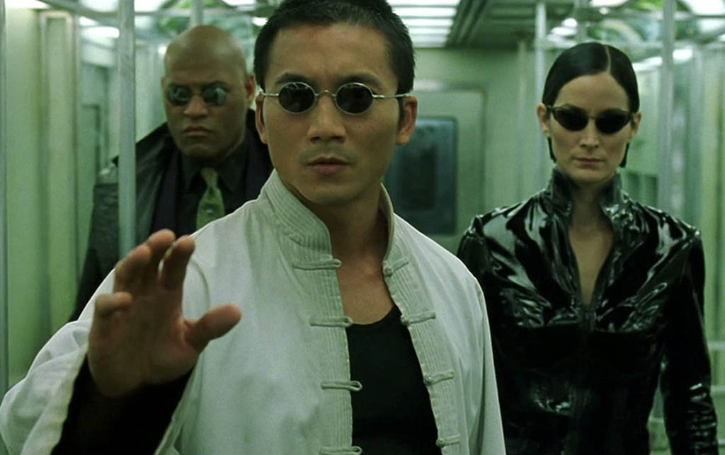 characters from the matrix
