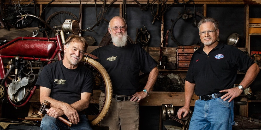 American Restoration - New Cast