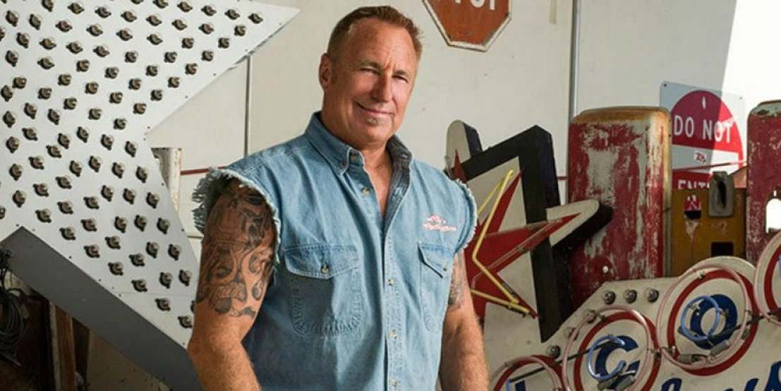 Rick From American Restoration