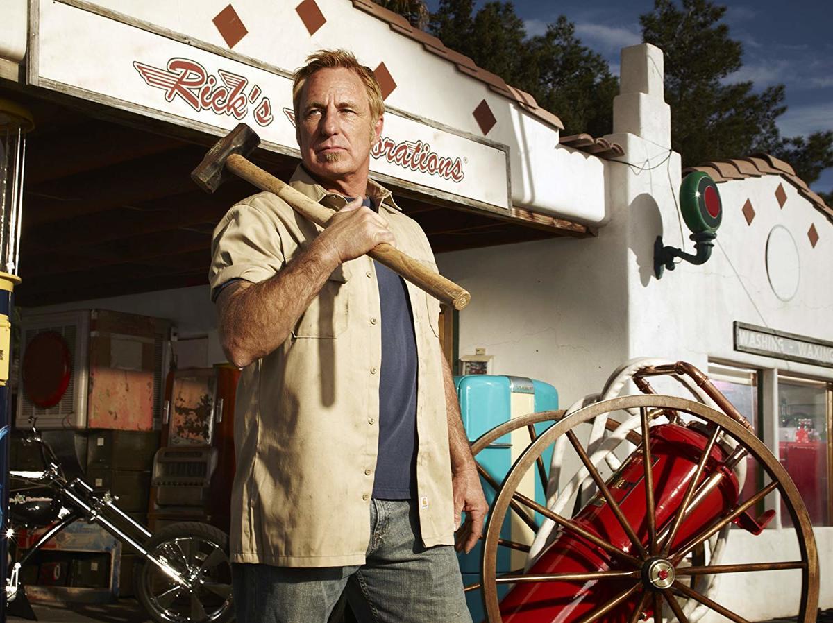 Ricks Restorations Promo