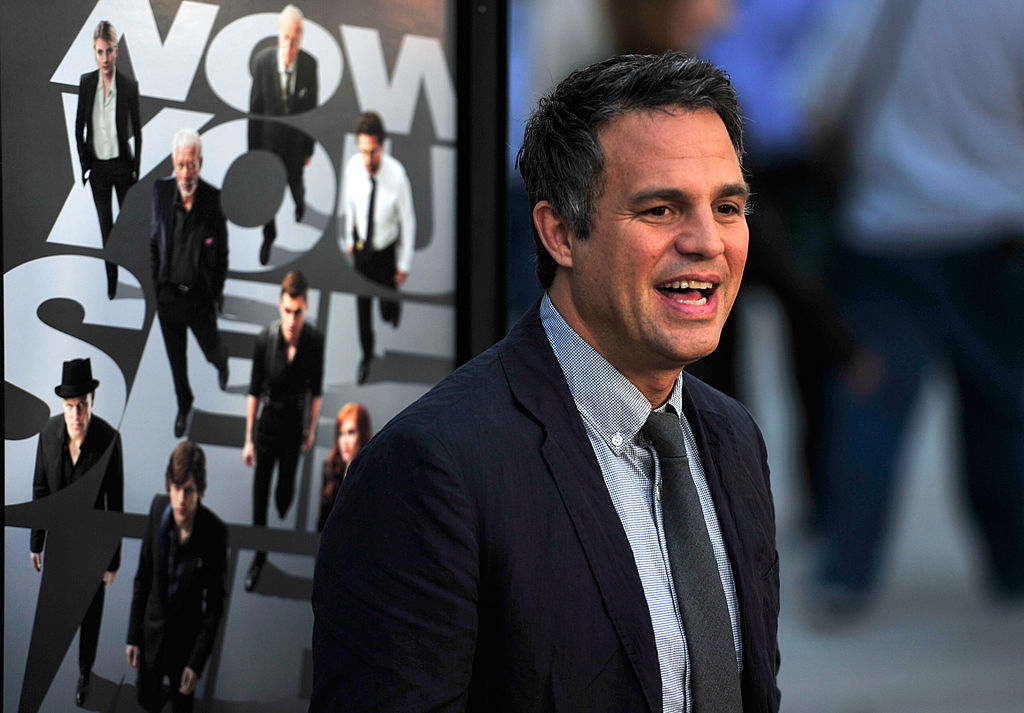 GettyImages-169389939 Actor Mark Ruffalo arrives at the Screening Of Summit Entertainment's