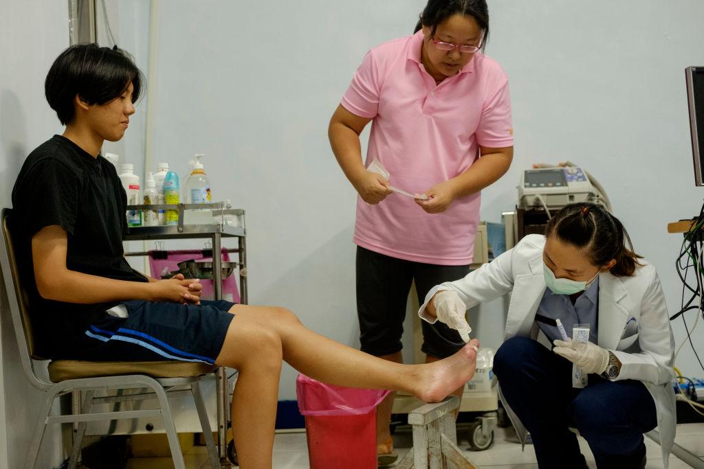 Taiping Island Clinic
