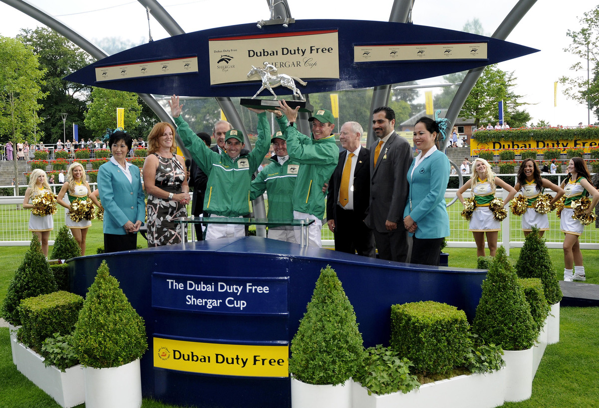 GettyImages-805146766 dubai duty free shergar cup at Ascot Racecourse, Berkshire