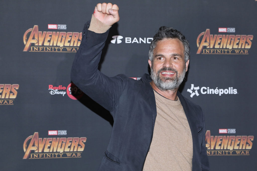 GettyImages-942482766 Actor Mark Ruffalo attends the