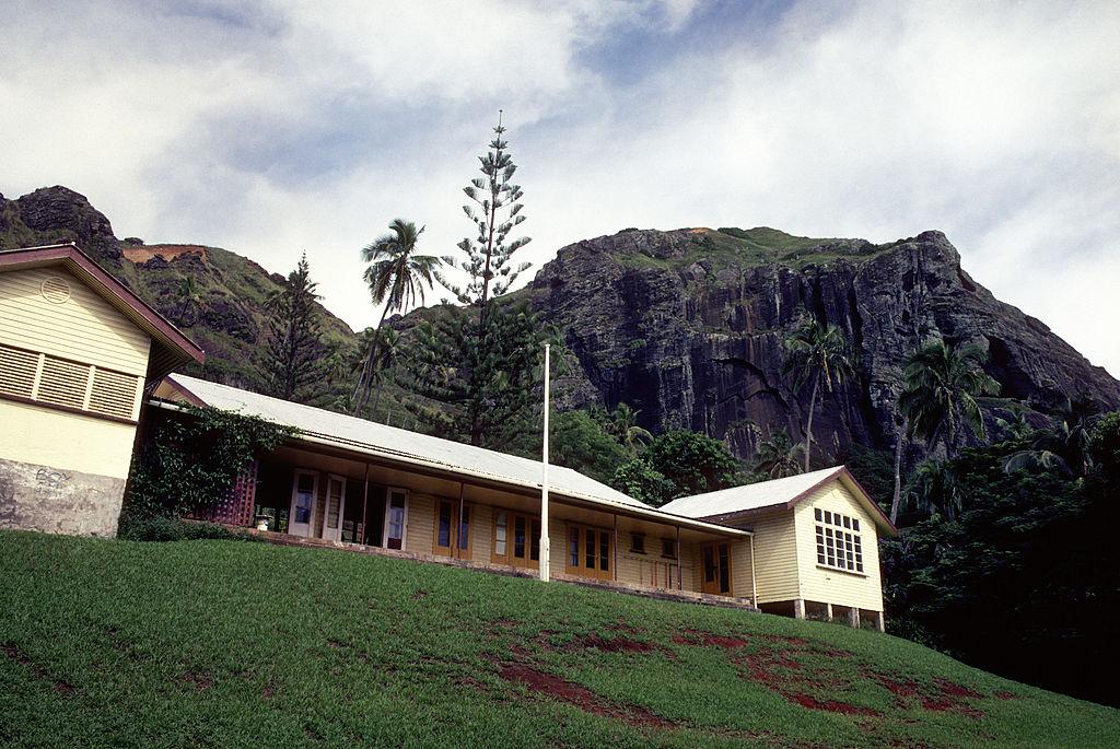 Pitcairn School