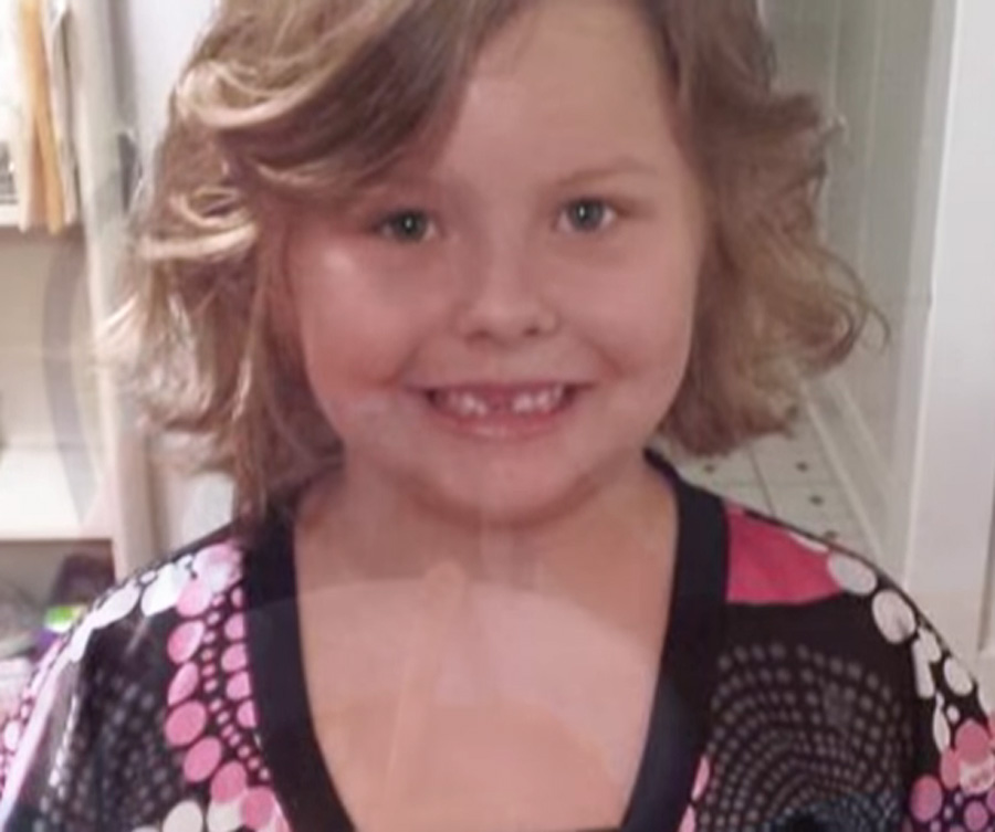 a photo of sabrina archey's daughter
